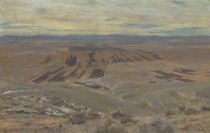 John Singer Sargent (1856-1925) - The Plains of Esdraelon
