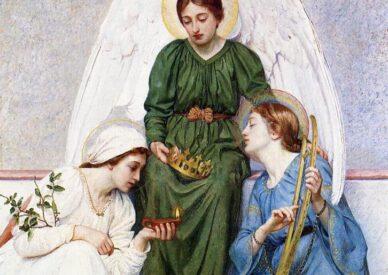 Faith, Hope and Love, Mary Lizzie Macomber