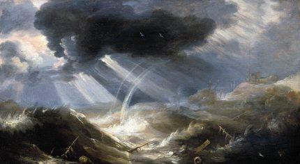 Flood in Genesis